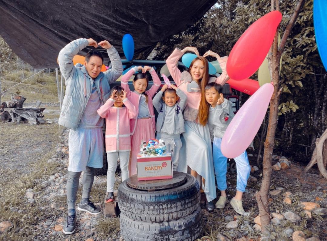 Screenshot 20210710 143904 Lý Hải – Minh Hà tổ chức sinh nhật giản dị cho con trai út tại Đà Lạt