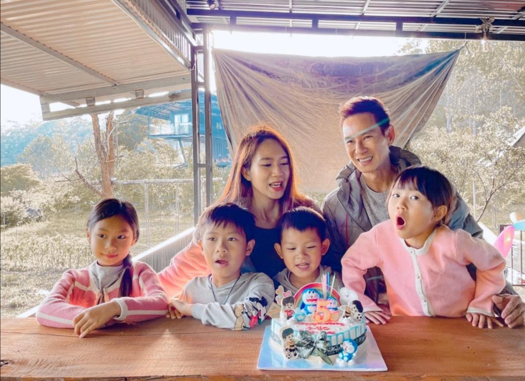 Screenshot 20210710 143914 Lý Hải – Minh Hà tổ chức sinh nhật giản dị cho con trai út tại Đà Lạt