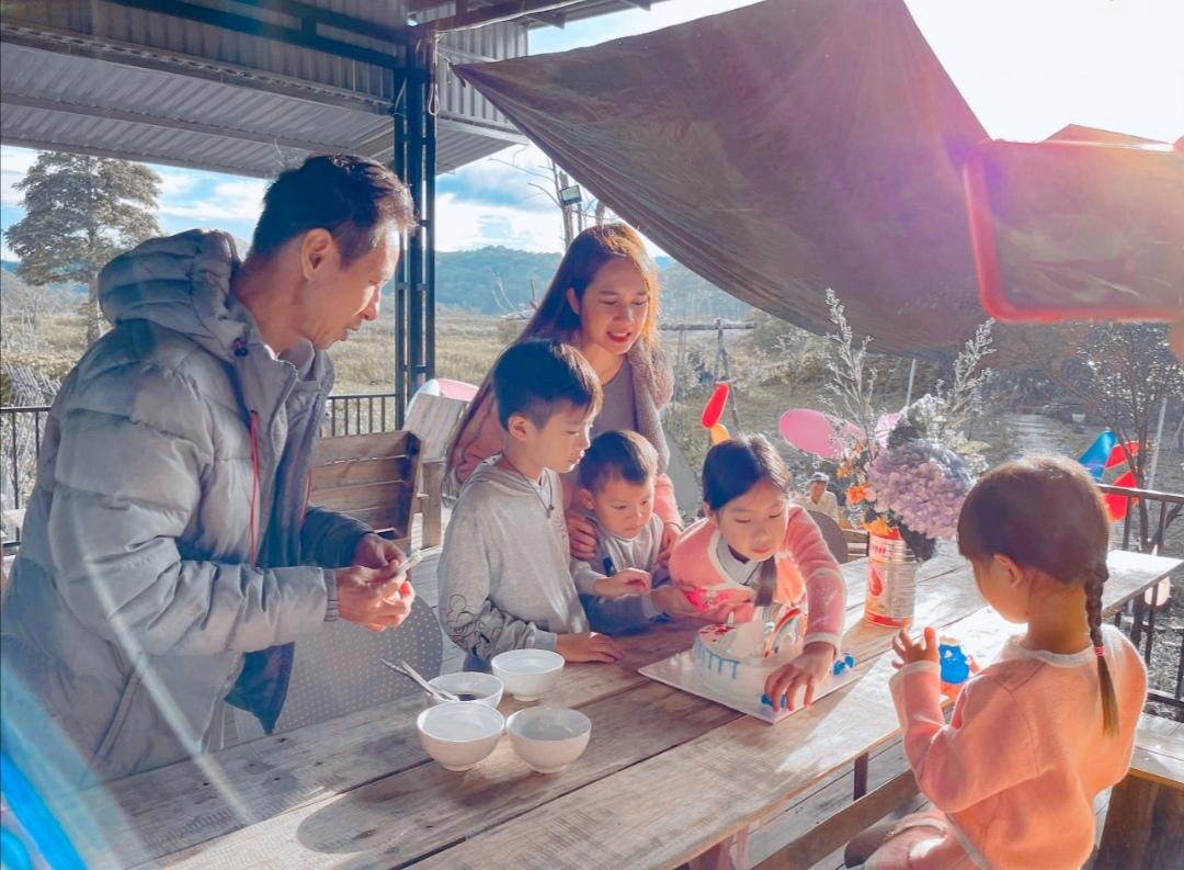 Screenshot 20210710 144003 Lý Hải – Minh Hà tổ chức sinh nhật giản dị cho con trai út tại Đà Lạt