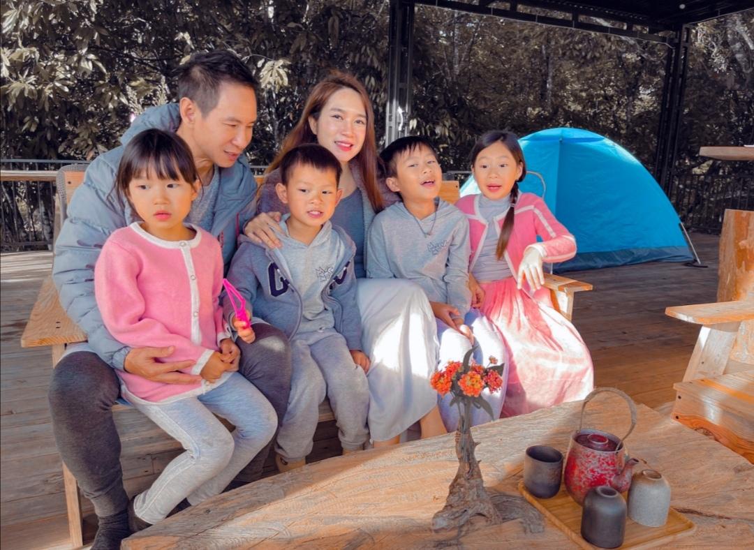 Screenshot 20210710 144012 Lý Hải – Minh Hà tổ chức sinh nhật giản dị cho con trai út tại Đà Lạt