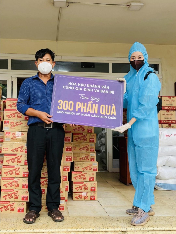 Screenshot 20210714 193458 Hoa hậu Khánh Vân tiếp tục hỗ trợ người dân có hoàn cảnh khó khăn tại TP.HCM
