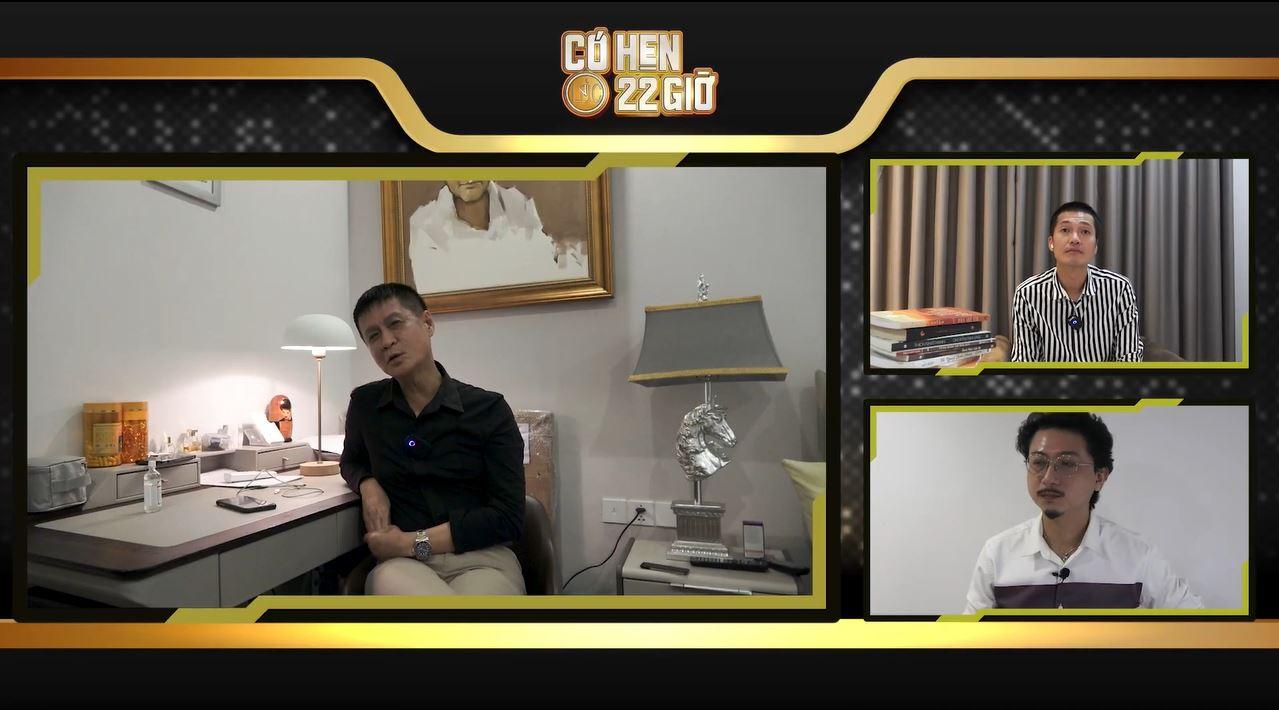 Có hẹn lúc 22 giờ 1 Đạo diễn Lê Hoàng gây tò mò khi tiết lộ một nam MC nổi tiếng có quỹ đen lên tới 50 tỷ