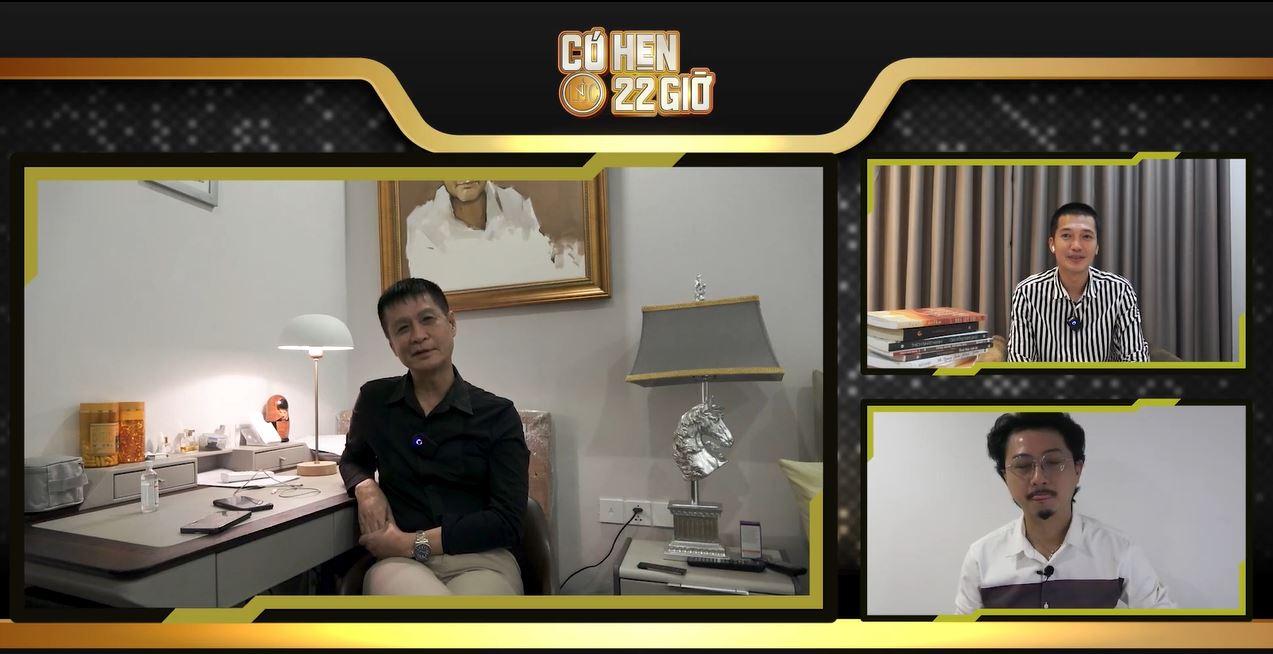 Có hẹn lúc 22 giờ 2 Đạo diễn Lê Hoàng gây tò mò khi tiết lộ một nam MC nổi tiếng có quỹ đen lên tới 50 tỷ