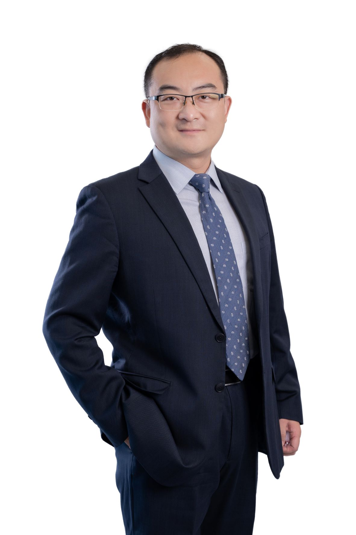 CEO Huawei Vietnam Wei Zhenhua  Huawei bổ nhiệm Tổng Giám đốc mới tại Việt Nam