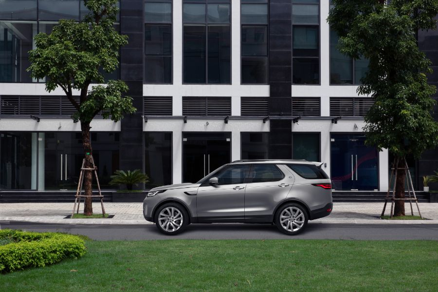 Discovery mới 1 Land Rover Discovery mới: Mẫu xe SUV đa dụng cao cấp dành cho gia đình