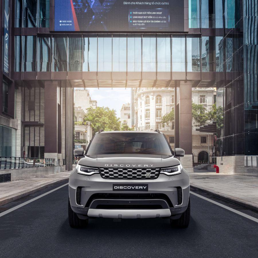 Discovery mới 3 Land Rover Discovery mới: Mẫu xe SUV đa dụng cao cấp dành cho gia đình