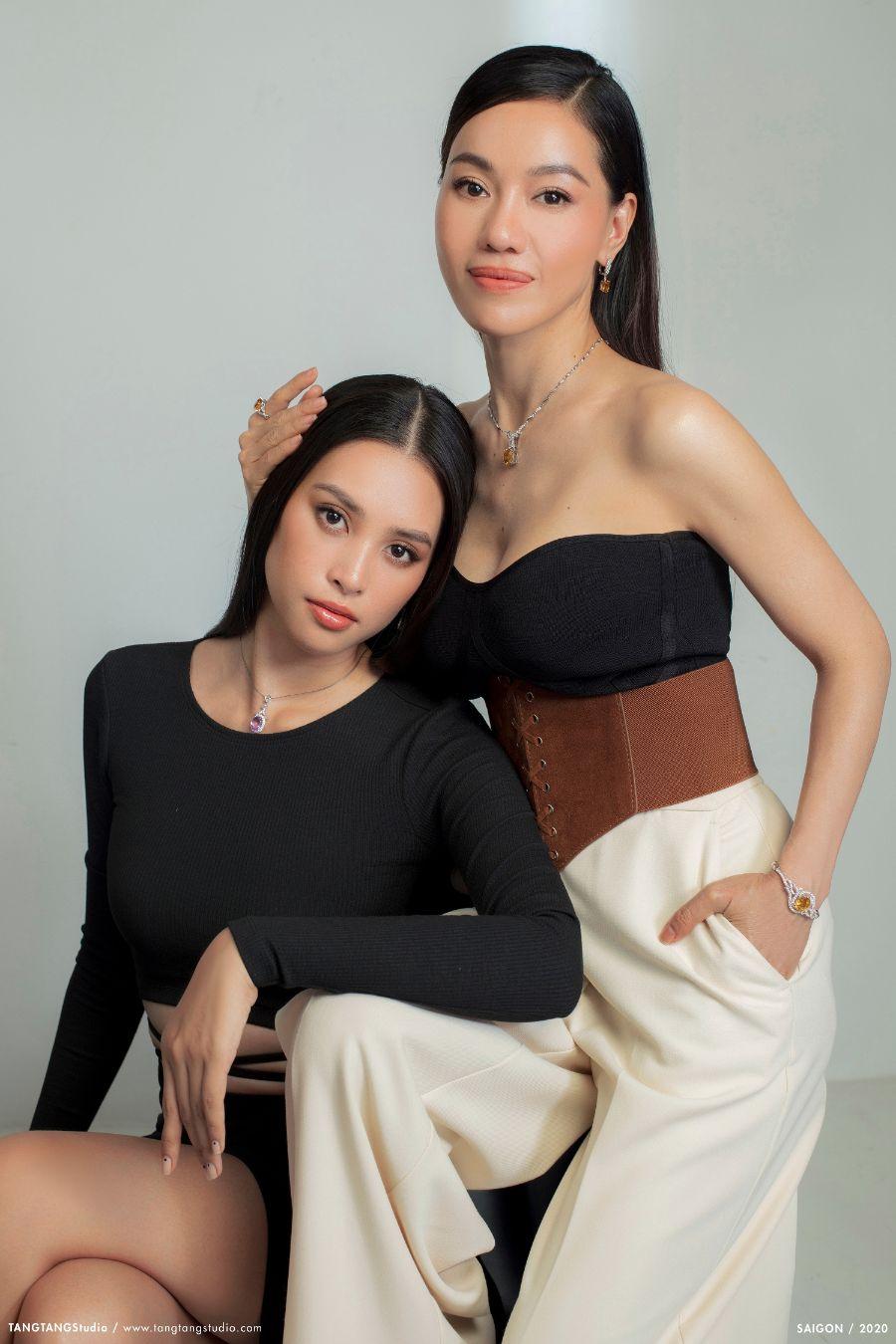TIEU VY PHAM KIM DUNG 10 Bà trùm Hoa hậu tiết lộ Tiểu Vy từng không đủ điều kiện thi hoa hậu vì điều này